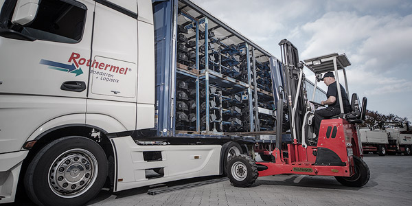Rothermel Spedition und Logistik Östringen - Transportlogistik